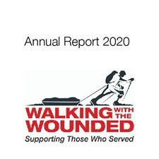 Annual Report 2020 - Walking With The Wounded