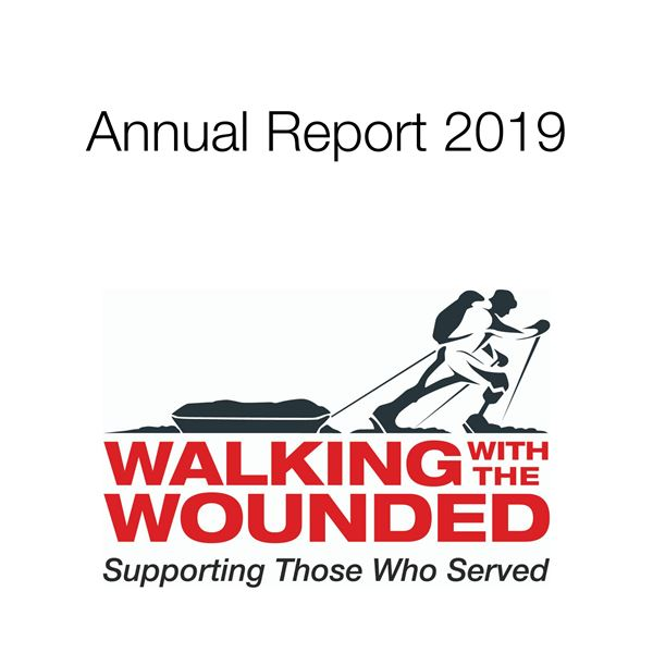 Annual Report 2019 - Walking With The Wounded