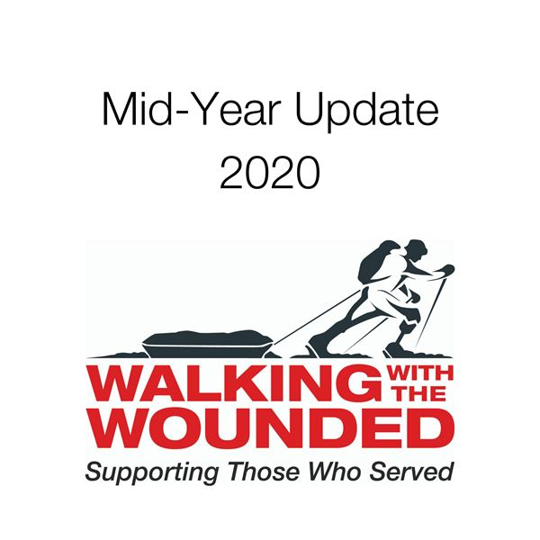 Annual Report 2020 Midway - Walking With The Wounded